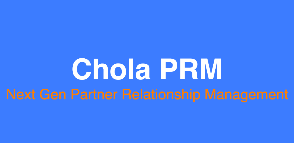 Chola PRM released in Play store